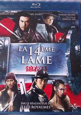 "BLU RAY ""La 14ème Lame"" (Drame - Action) - NEUF MAIS SANS BLISTER"