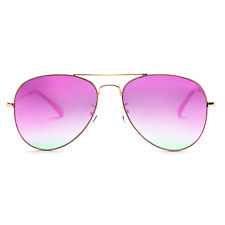 Sunglasses for Women Aviator Womens Sunglasses Accessories Mirrored Fashion Pink