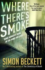 Where there's smoke by Simon Beckett (Paperback) Expertly Refurbished Product