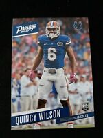 2017 Prestige Football #226 Quincy Wilson RC Indianapolis Colts
