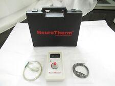 NEUROTHERM NL500-5 NERVE LOCATOR COMPACT HANDHELD STIMULATOR PERIPHERAL BLOCKS