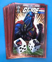GI Joe Real American Hero 266 - 275 Complete Snake Hunt IDW Comic Lot