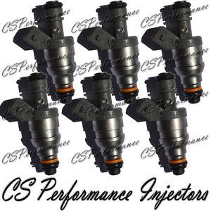 OEM Bosch Fuel Injectors Set for 1993 Mercedes-Benz 300SE 300TE 3.2L I6 3.2 93
