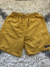 "Patagonia Men's Baggies Lights Shorts Sz XS 6.5"" Inseam"