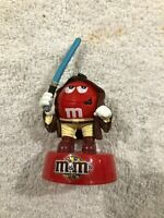 M&M's Star Wars Red M&M Obi Wan Kenobi Figure from Dispenser-Figure Only