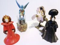 Star Wars The Phantom Menace Character Collectibles