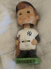 1962 New York Yankee Green Base Bobblehead