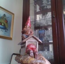 """Tom Clark Gnome ~ Pecan Resin """"Bridges"""""""