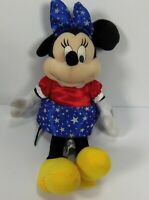 """Disney Minnie Mouse Bean Bag Plush Doll Toy 13"""" Soft Stuffed by Toy Factory"""