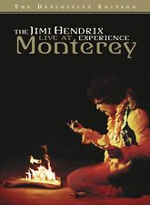 The Jimi Hendrix Experience - American Landing: Live At Monterey DVD