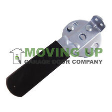 Garage Door Inside Release Handle Zinc Plastic Covered Handle