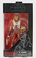 "Hasbro 2015 Star Wars The Black Series 14 X Wing Pilot Asty 6"" Figure 1007S"