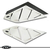 SKI-DOO XP 2008+ Proven Design Products PREMIUM Vent Kit: Bottom Vent Kit: WHT
