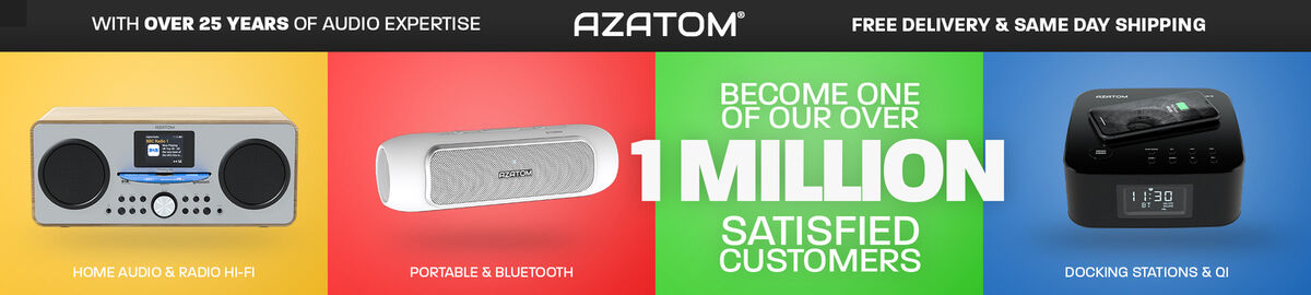 Azatom     Best of British Audio
