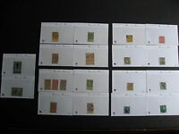 Hoard breakup sales cards BELGIUM Possible misidentified &mixed cond