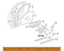 GM OEM Front Door-Handle Rivet 11561257