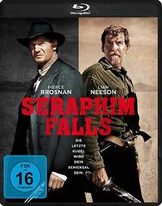 Seraphim Falls [Blu-ray/NEU/OVP] Western mit Pierce Brosnan, Liam Neeson, Anjeli