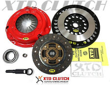 XTD STAGE 1 CLUTCH & 11LBS FLYWHEEL FITS 240SX 2.4L BASE LE SE KA24DE KA24E