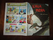 GLI ALBI DELL'INTREPIDO N°541 29-5-1956 L'ALA NERA
