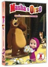 MASHA E ORSO - NON E' FACILE ESSERE PICCOLI  DVD