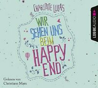 WIR SEHEN UNS BEIM HAPPY END - LUCAS,CHARLOTTE  6 CD NEW