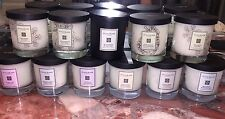 NWT Olivia Blake London Luxury Spa Gift Scented Nest Glass Jar Candles 6.3oz