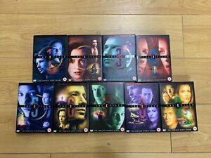 x files complete box set
