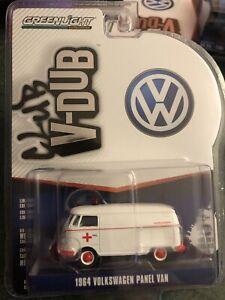 Greenlight  Vee Dub 1964 Volkswagen Panel Van Ambulance