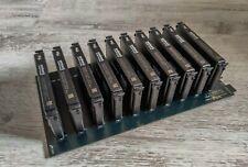Intel Pentium II 10-way MPC TEST  MOTHERBOARD + Pentium II CPU's SLOT1