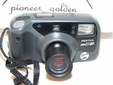 PENTAX ZOOM 90WR WATER RESISTANCE CAMERA with REMOTE