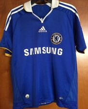 Adidas Chelsea FC 2008/2009 Home Jersey for YOUTH Size L