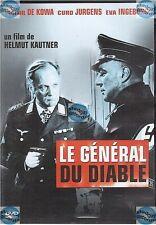 DVD LE GENERAL DU DIABLE helmut kautner victor de kowa curd jurgens