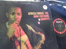 John Coltrane Quartet Africa Brass Stereo IMPULSE A 6