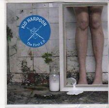 (ED723) Kid Harpoon, The First EP - DJ CD