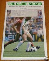 the globe kicker guide  jan 30 1982 vol 3 no 5