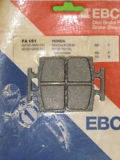HONDA RS 125 250 SYM 50 100   pads plaquettes
