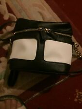 black&white Handbag By Atmosphere-Stylish Design-FASHIONABLE & going cheap too!