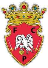 "FC Penafiel Portugal Football Soccer Car Bumper Sticker Decal 4""X5"""