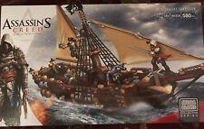 Mega Bloks Assassin's Creed Gunboat Takeover, Pirate Crew Pack Sets