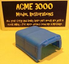 Corgi 416 RAC Radio Rescue Land Rover Reproduction Repro Blue Plastic Canopy
