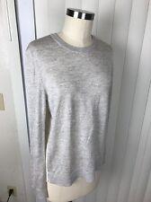 Equipment Women's Cashmere Silk Blend Crew Pullover Sweater Xs