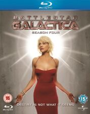Battlestar Galactica Season 4 BLU-RAY- REGION FREE *NEW & SEALED*