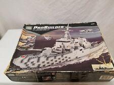Mega Bloks Pro Builder 9762 Destroyer Battle Group Series 2002