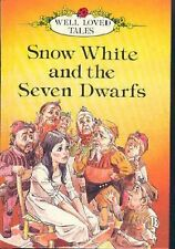 Snow White and the Seven Dwarfs (Ladybird Well Loved Tales),Martin Aitchison,Ve
