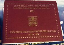 Rare Coffret VATICAN 2 EUROS BU 2004