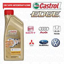 1 litro aceite motor Castrol borde titanio FST 5w-30 LL Audi-vw