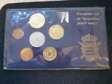 More details for yugoslavia  proof coins - complete set.