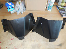67 68 69 70  FORD MUSTANG COUGAR SHOCK TOWER COVERS PAIR NICE ORIGINAL FORD