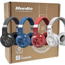 HOT!Bluedio Turbine Hurricane H+ (Plus) Bluetooth 4.1 Stereo Headphones Headset