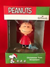 Hallmark Peanuts Charlie Brown - Christmas Tree Ornament Linus Holiday Decor